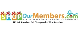 Myrtle Beach Chamber - $22.95 Oil Changes