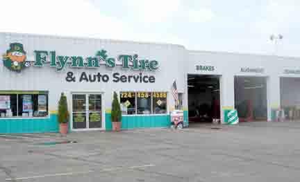 Grove City Pa Flynn S Tire Auto Service