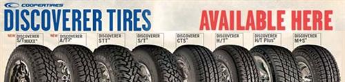 2011 Cooper Truck Tires