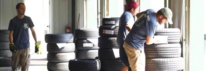 Wholesale Tire Sales Team