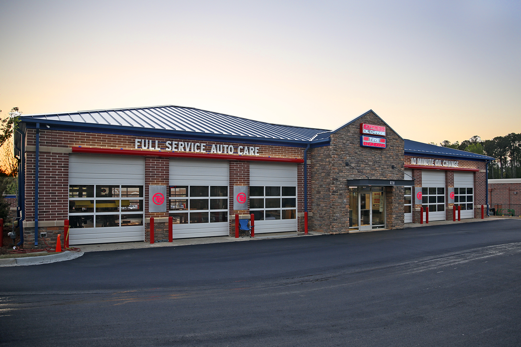 Express Oil Change & Tire Engineers Canton, GA - Hickory Flat store