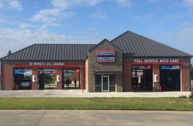 Express Oil Change & Tire Engineers Allen, TX - Watters Creek store