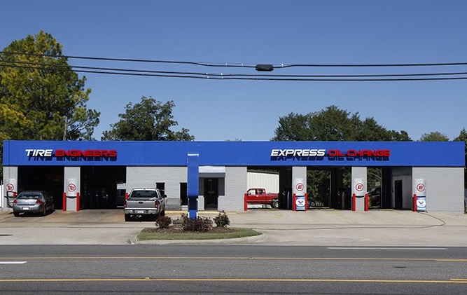 Express Oil Change & Tire Engineers at Dolomite, AL store