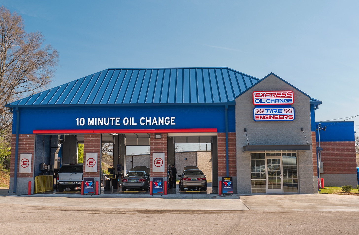 Express Oil Change & Tire Engineers Fairfield, AL store
