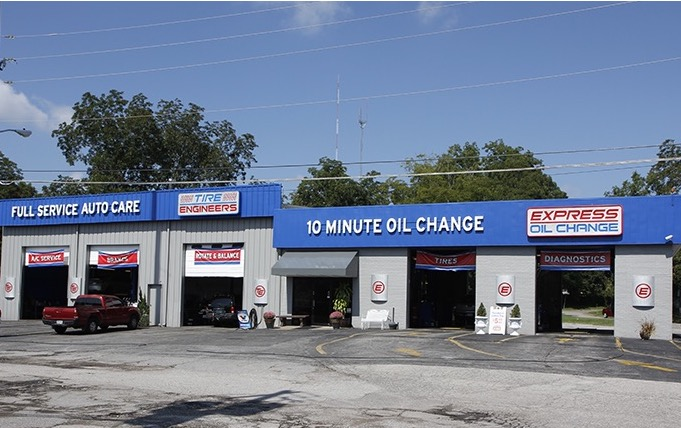 Express Oil Change & Tire Engineers Homewood, AL store