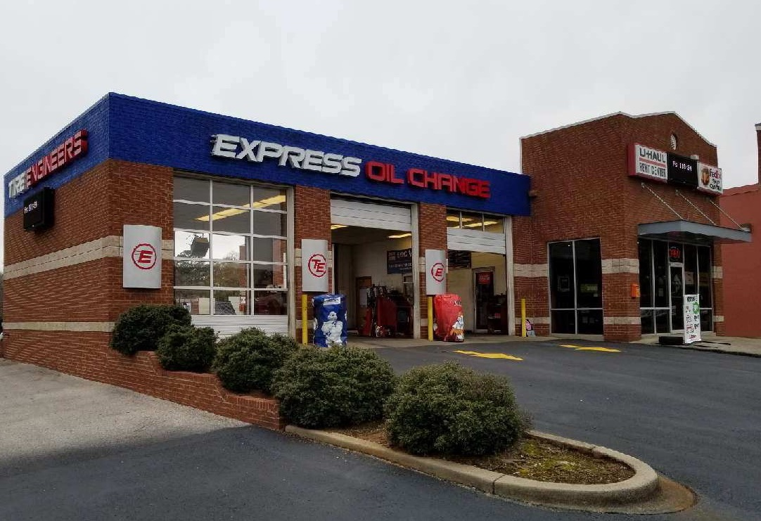 Express Oil Change & Tire Engineers Jacksonville, AL store