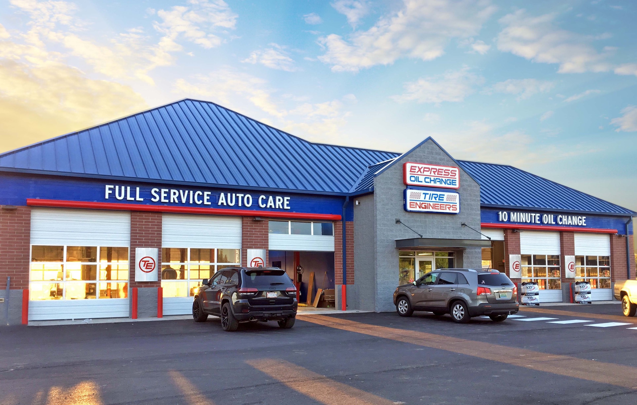 Express Oil Change & Tire Engineers West Point, MS store