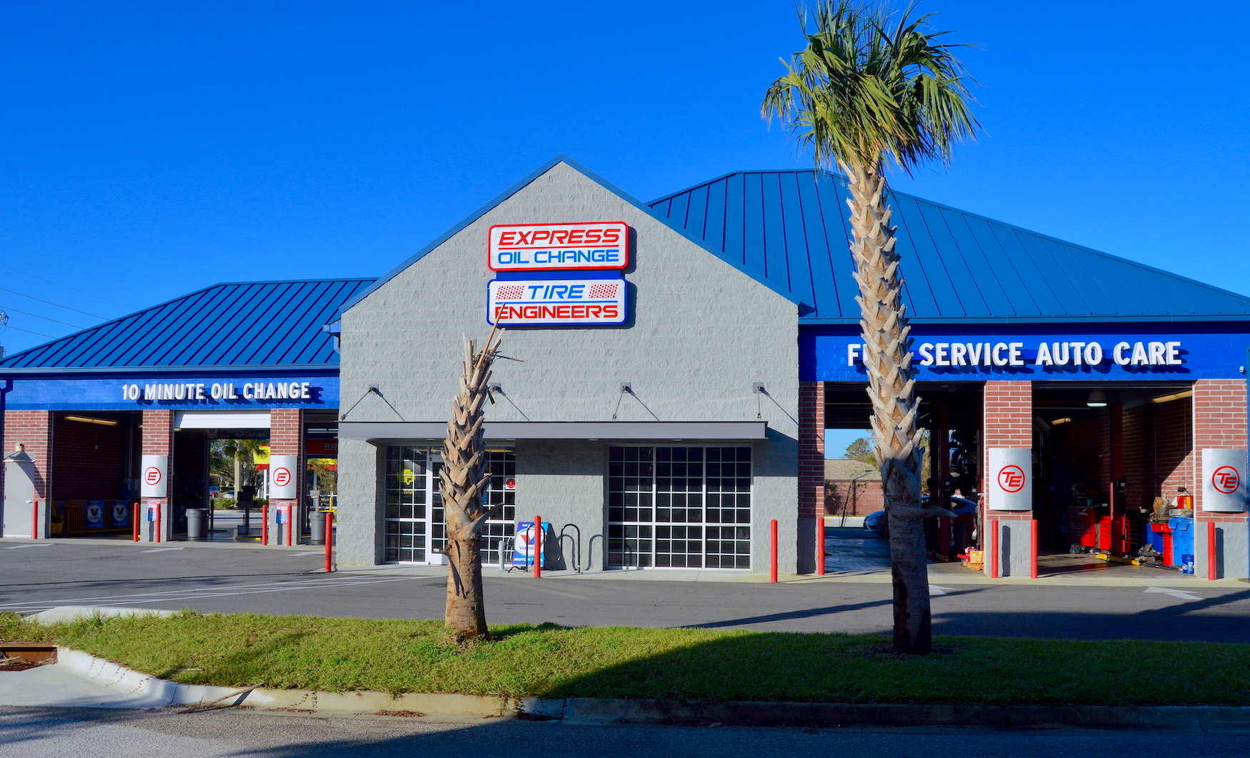 Express Oil Change & Tire Engineers Jacksonville, FL - Beach Boulevard store