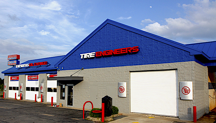 Express Oil Change & Tire Engineers Alexander City, AL store