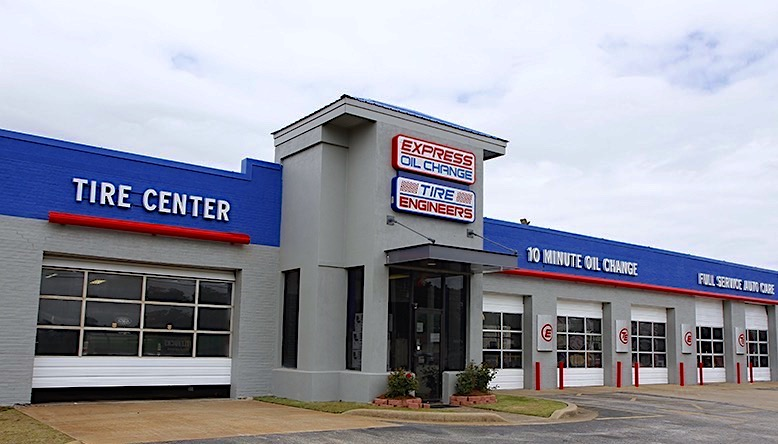 Express Oil Change & Tire Engineers Auburn, AL - Auburn Mall store