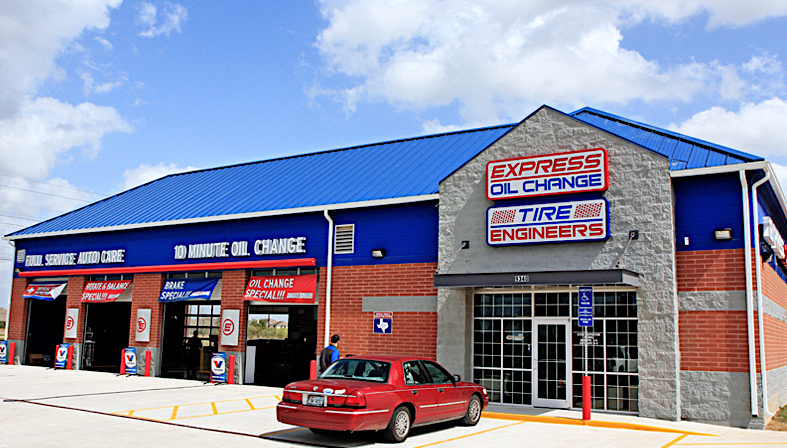 Express Oil Change & Tire Engineers at Cypress, TX - Barker Cypress Road store