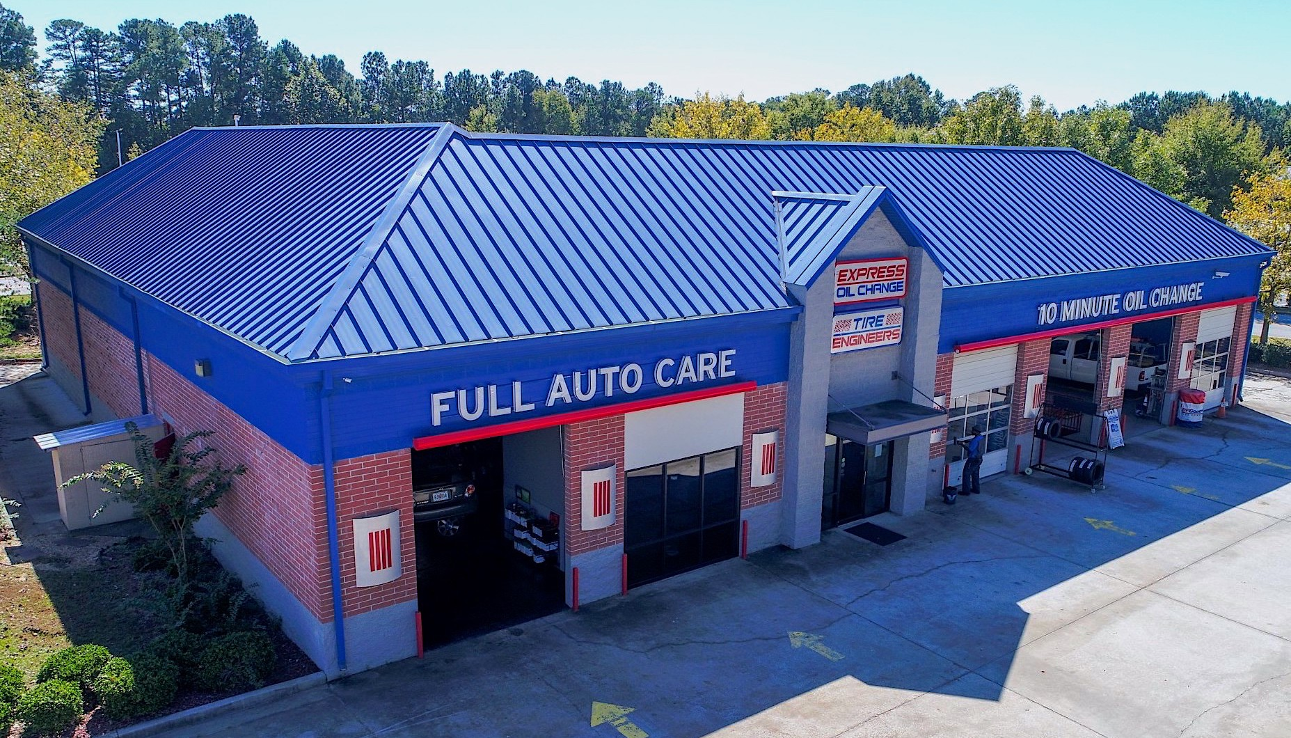 Express Oil Change & Tire Engineers Newnan, GA store
