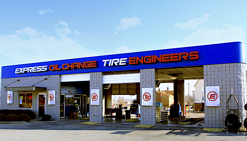 Express Oil Change & Tire Engineers Oxford, AL - Highway 78 store