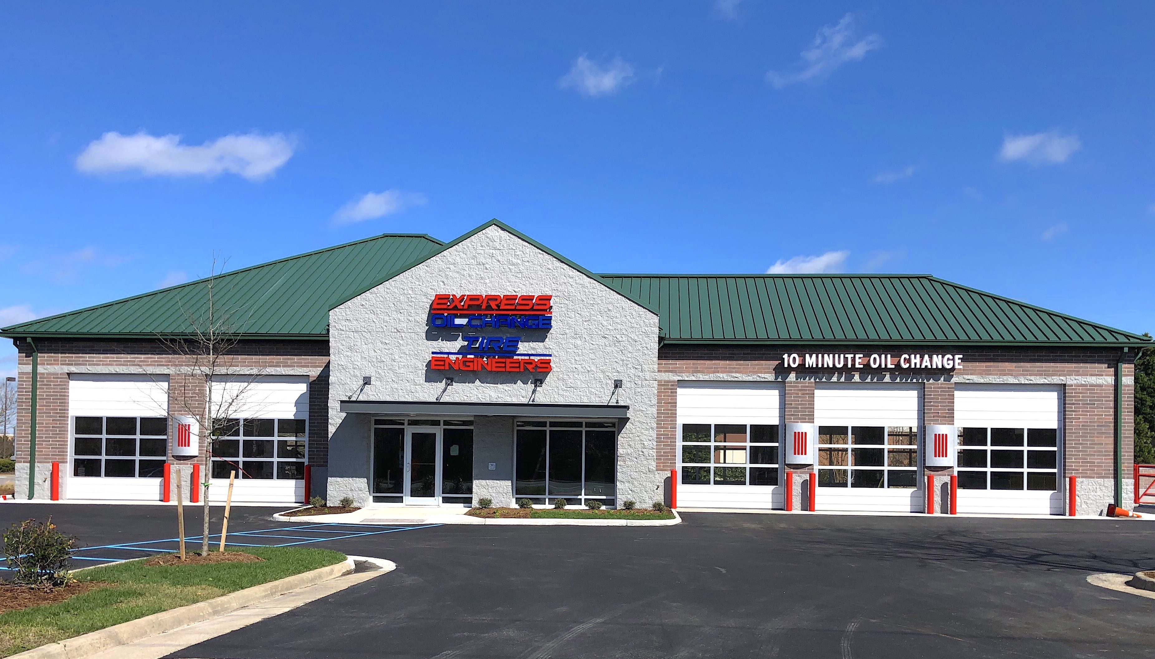 Express Oil Change & Tire Engineers Virginia Beach, VA - Red Mill store