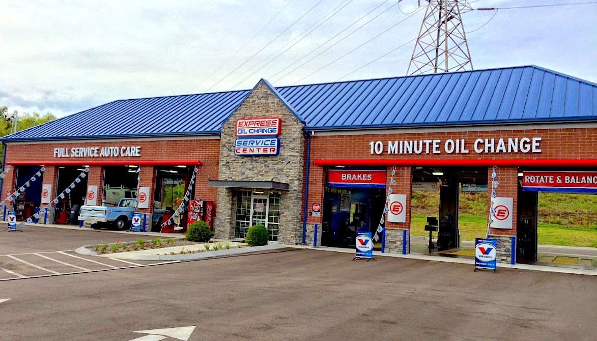 Express Oil Change & Service Center at Duluth, GA - Buford Highway store