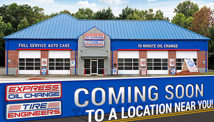 Express Oil Change & Tire Engineers Canton, GA - Canton Marketplace (Coming Soon!) store