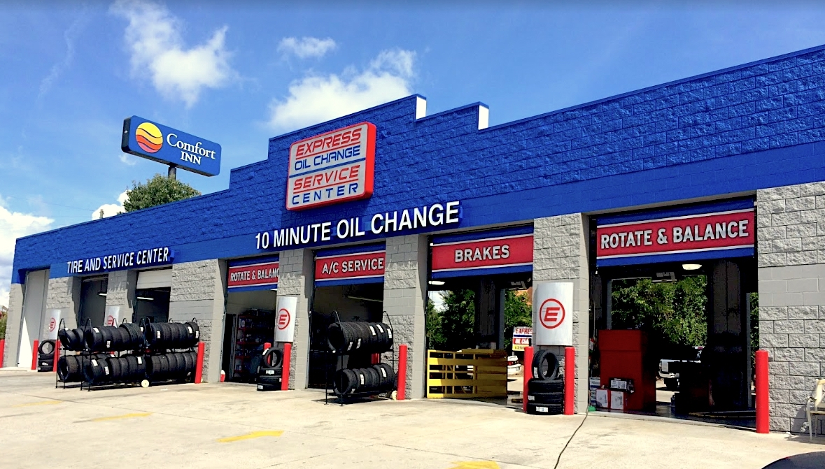 Express Oil Change & Service Center Meridian, MS store