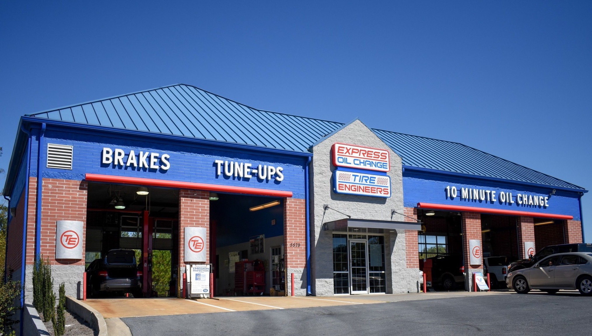 Express Oil Change & Tire Engineers Hiram, GA store