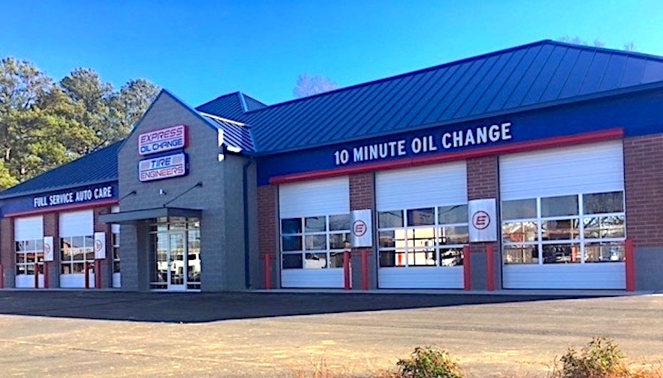 Express Oil Change & Tire Engineers Tupelo, MS - Main Street store