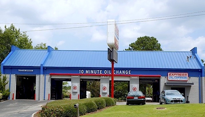 Express Oil Change & Tire Engineers Irondale, AL - Eastwood store