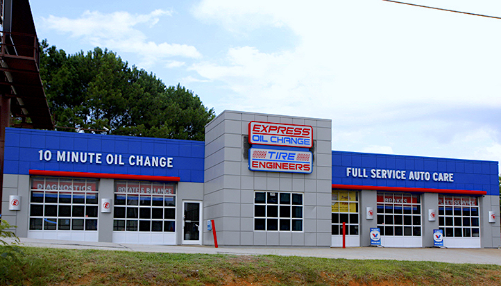 Express Oil Change & Tire Engineers Marietta, GA - Barrett Parkway store