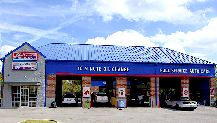 Express Oil Change & Tire Engineers Birmingham, AL - Center Point store