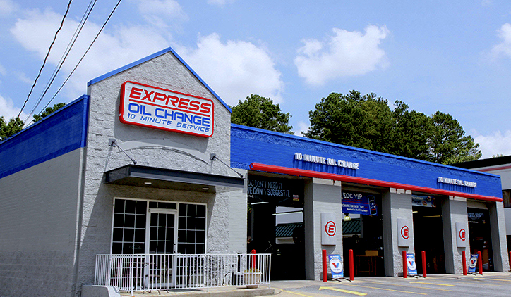 Express Oil Change & Tire Engineers Birmingham, AL - Riverchase store