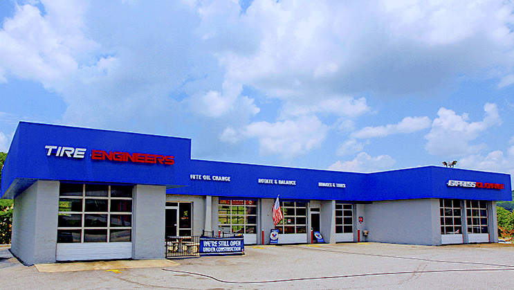Express Oil Change & Tire Engineers Hoover, AL - Highway 31 store