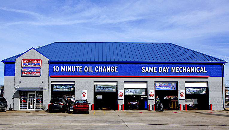 Express Oil Change & Tire Engineers Birmingham, AL - Brook Highland store