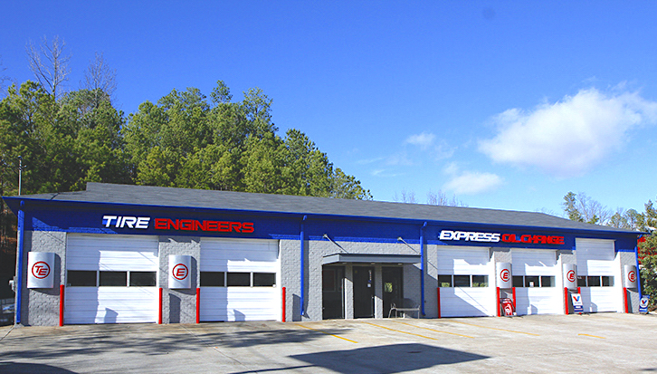 Express Oil Change & Tire Engineers Hoover, AL - Highway 150 store