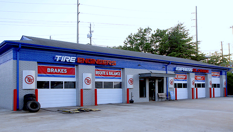 Express Oil Change & Tire Engineers Birmingham, AL - Chalkville Mountain Road store