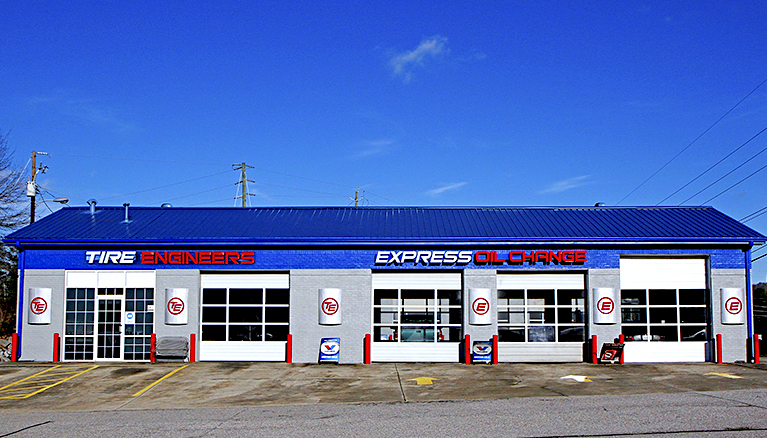 Express Oil Change & Tire Engineers Hoover, AL - Valleydale store