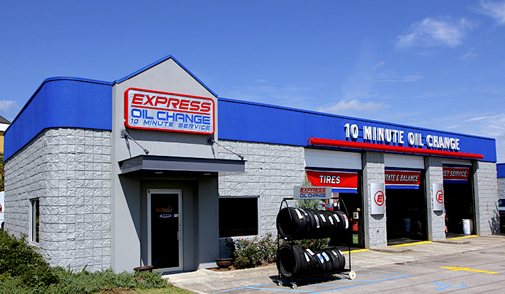 Express Oil Change & Tire Engineers at Birmingham, AL - Morrow Road store