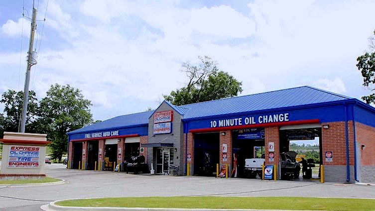 Express Oil Change & Tire Engineers Bessemer, AL - Promenade store
