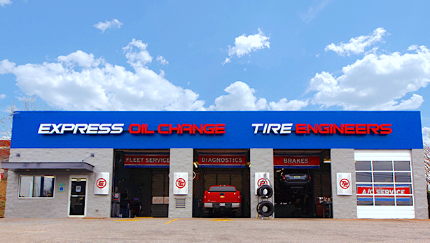 Express Oil Change & Tire Engineers Huntsville, AL - Winchester Road store