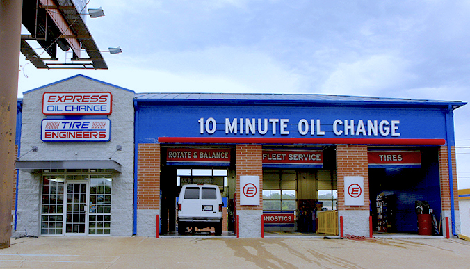 Express Oil Change & Tire Engineers Jasper, AL store