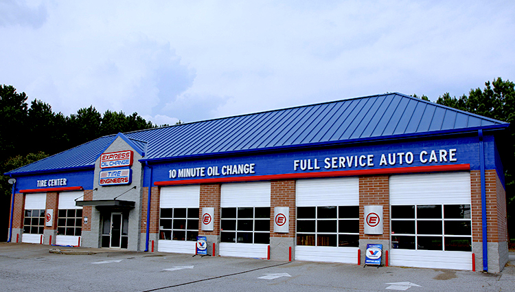 Express Oil Change & Tire Engineers Marietta, GA - Austell Road store