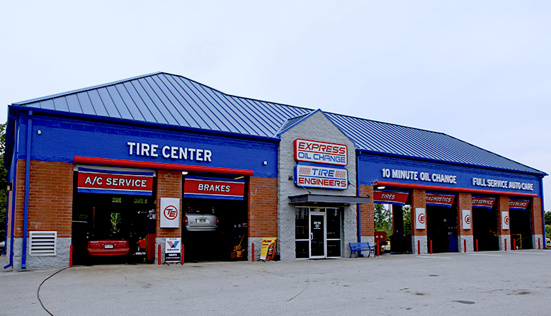 Express Oil Change & Tire Engineers Fort Oglethorpe, GA store