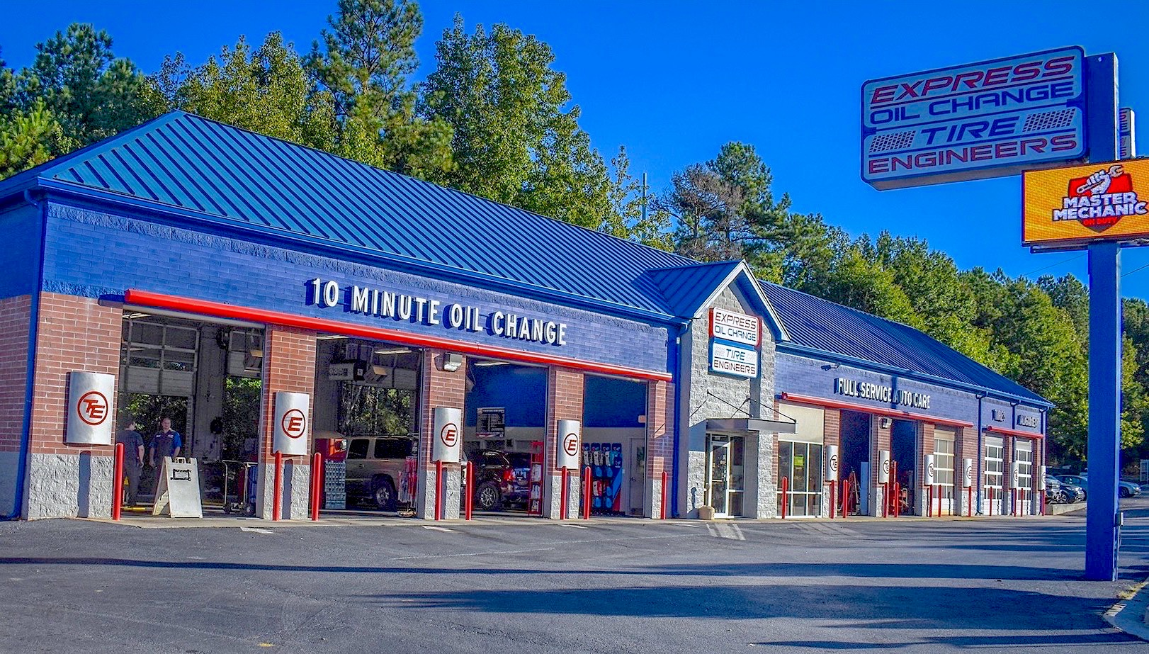 Express Oil Change & Tire Engineers Douglasville, GA store