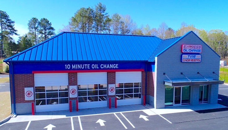 Express Oil Change & Tire Engineers at Irmo, SC - Ballentine store
