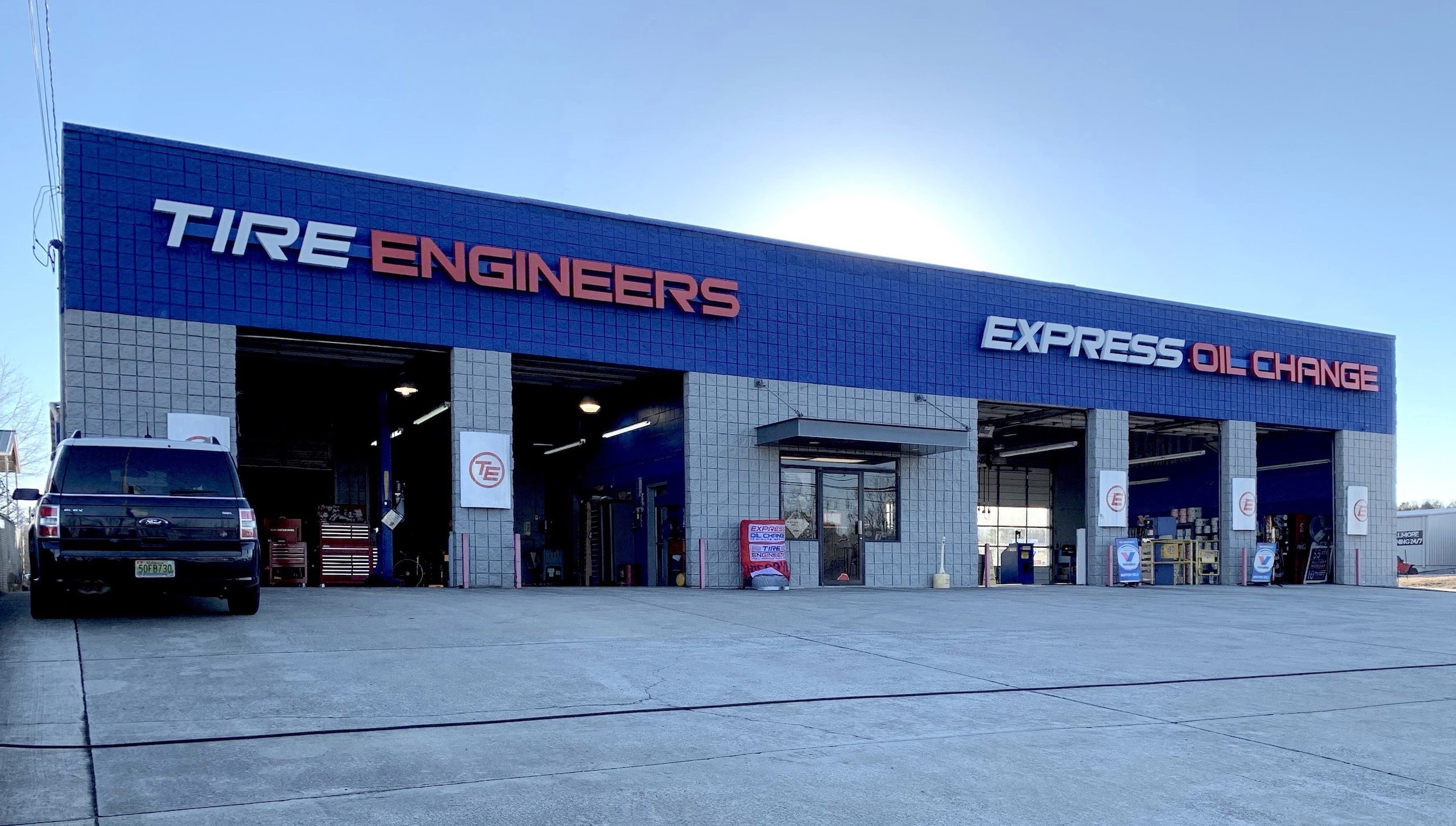 Express Oil Change & Tire Engineers Boaz, AL store