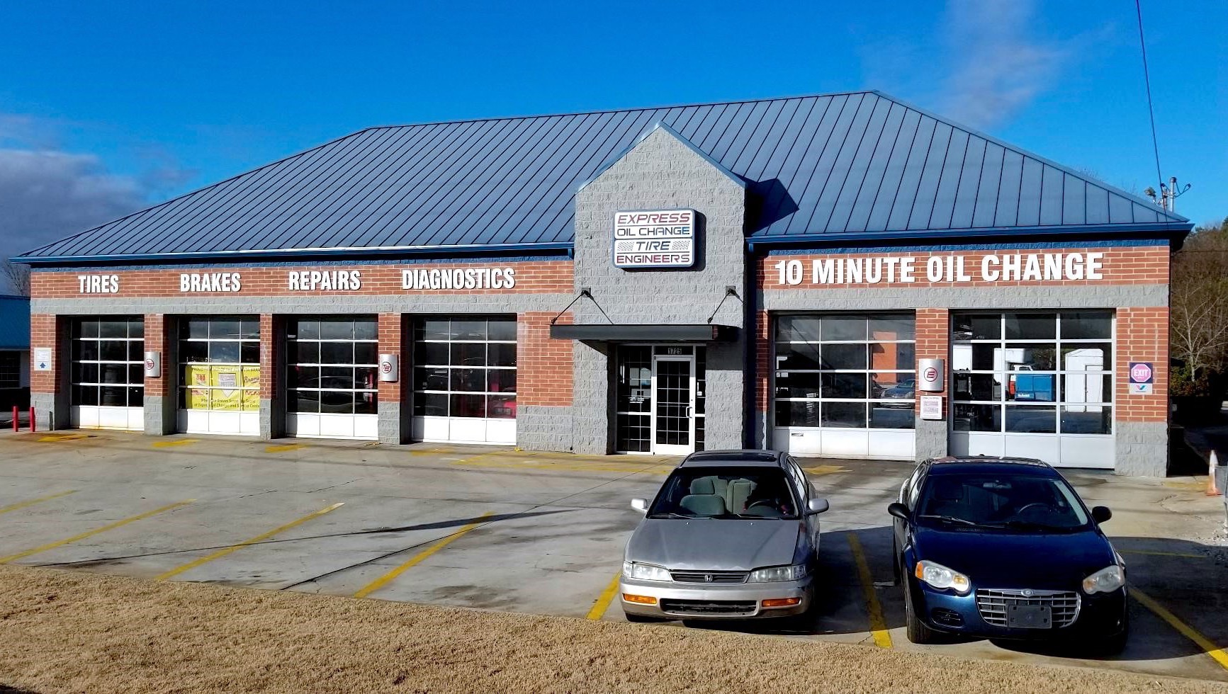 Express Oil Change & Tire Engineers Conyers, GA store