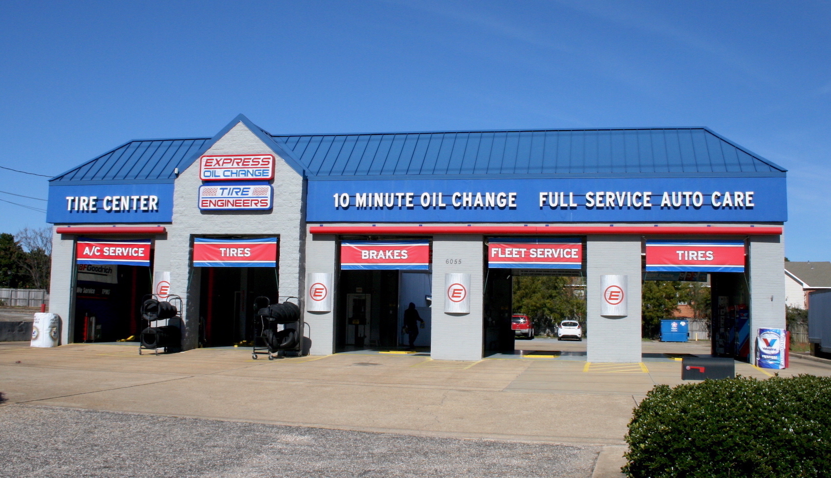 Express Oil Change & Tire Engineers Montgomery, AL - Eastdale store