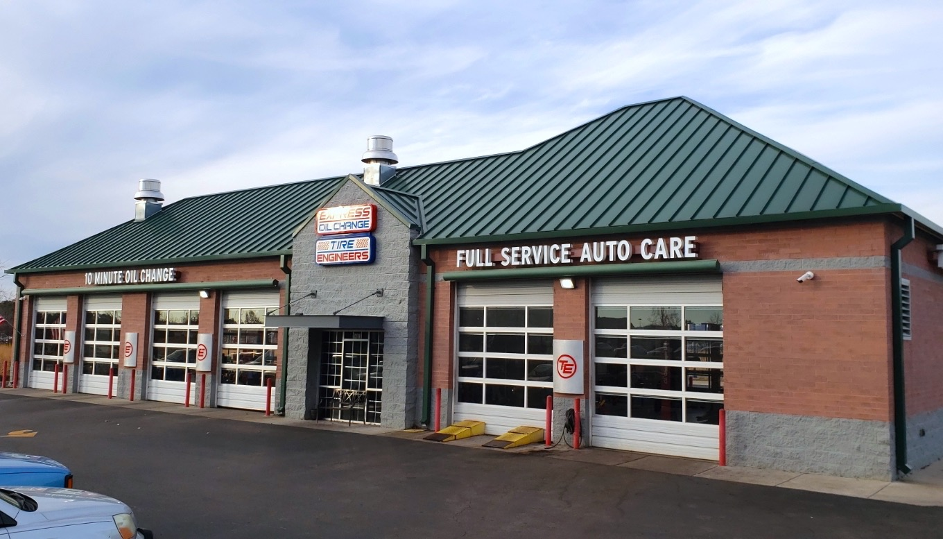 Express Oil Change & Tire Engineers Richmond, VA - Packer Crossing store