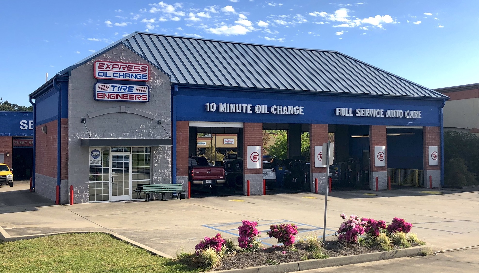 Express Oil Change & Tire Engineers at Hattiesburg, MS - Highway 98 store