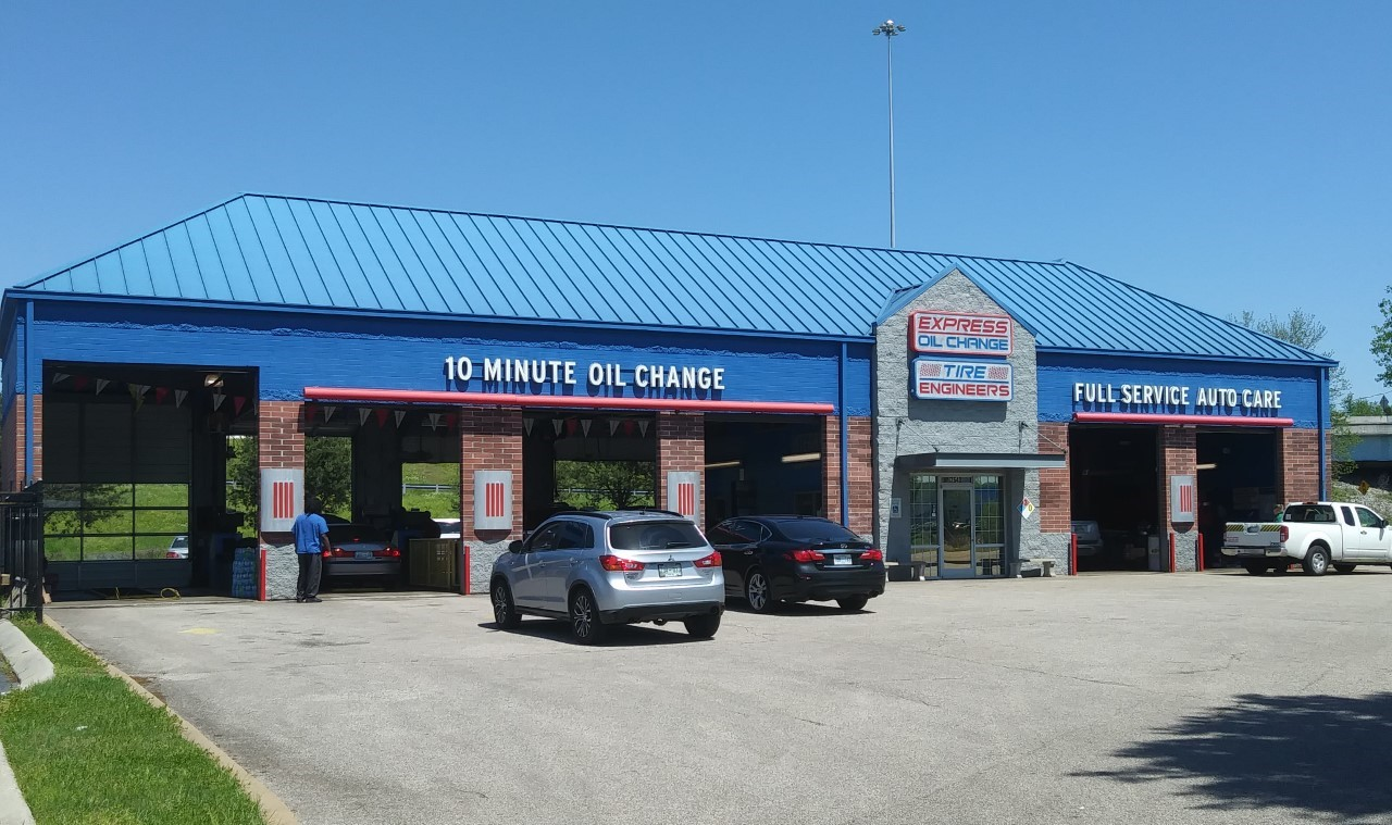 Express Oil Change & Tire Engineers Memphis, TN - Winchester Road store