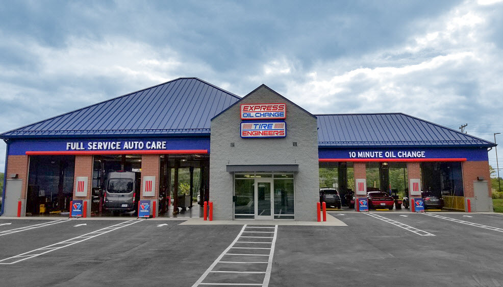 Express Oil Change & Tire Engineers Denver, NC - East Lincoln store