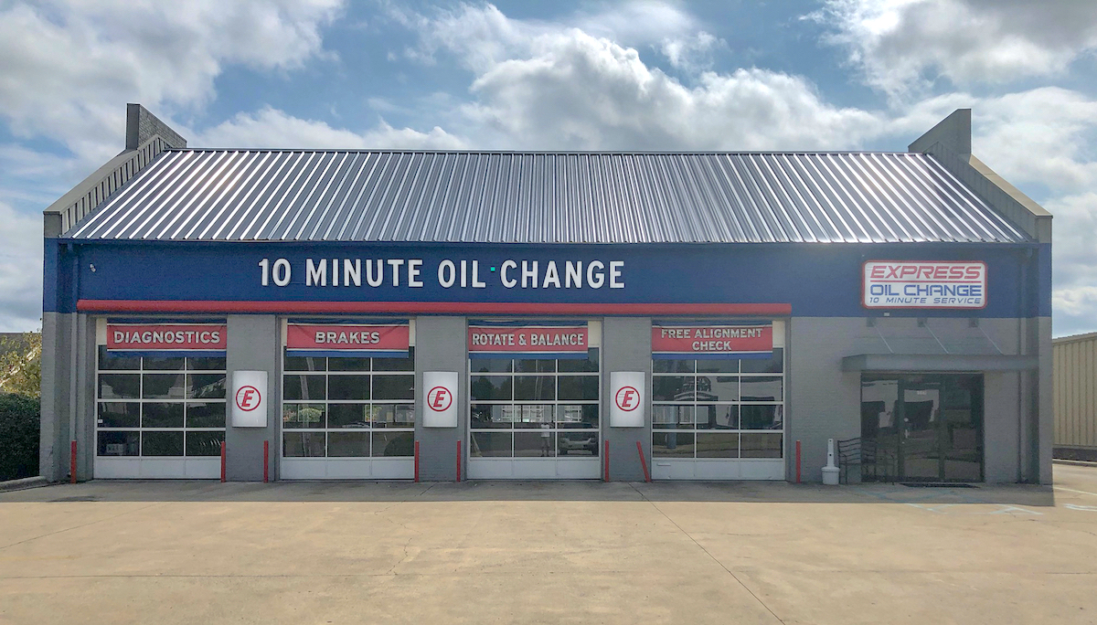 Express Oil Change & Tire Engineers at Madison, AL - Madison Boulevard store
