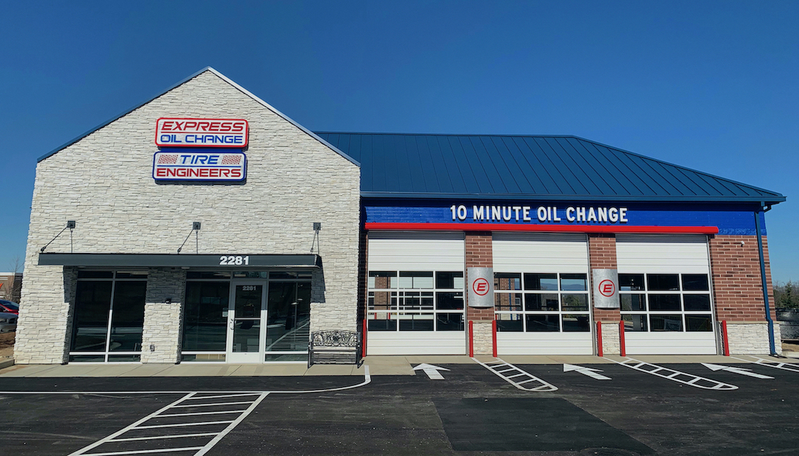 Express Oil Change & Tire Engineers Canton, GA - Canton Marketplace store