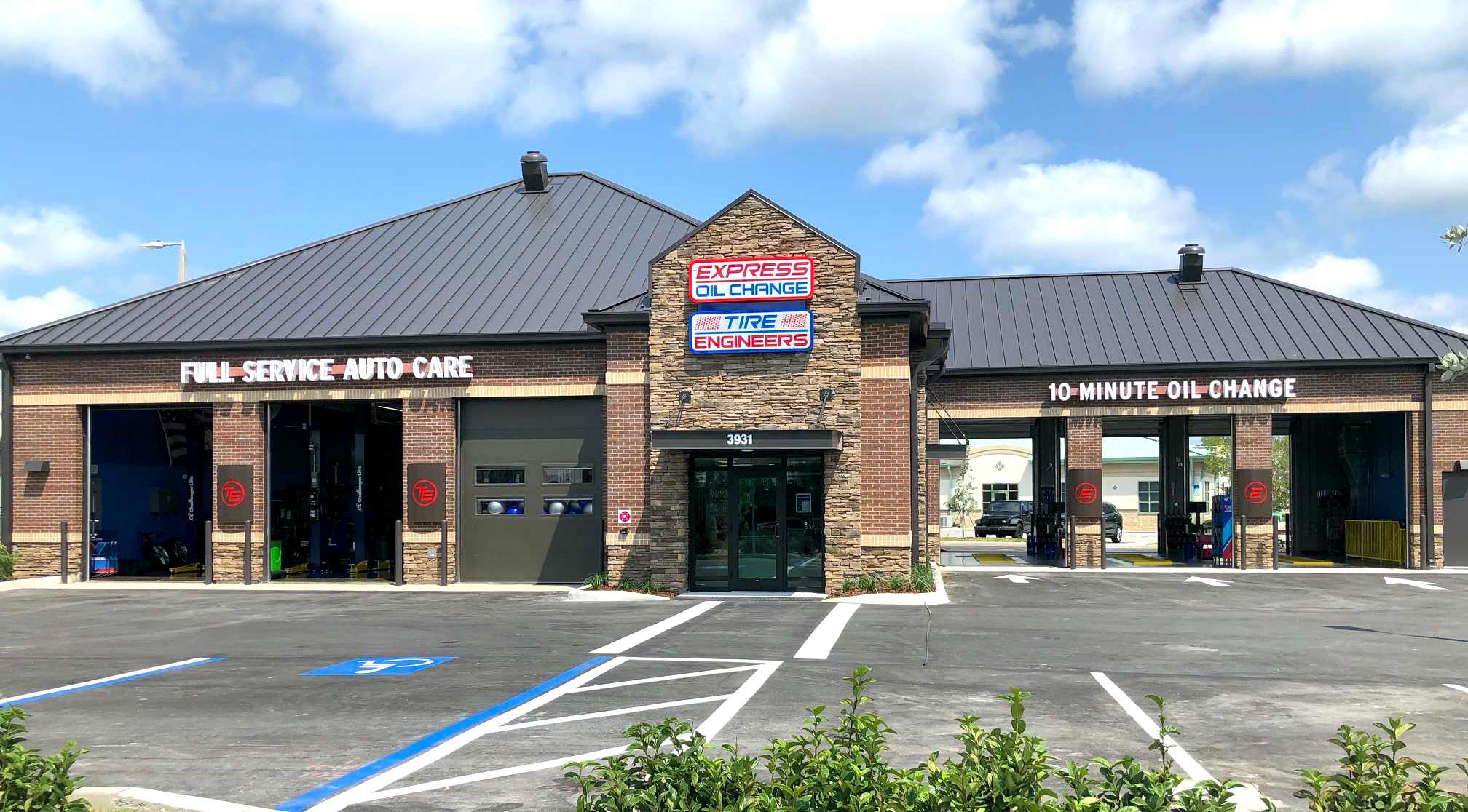 Express Oil Change & Tire Engineers at Oldsmar, FL - Mobbly Bay store